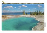 Black Pool, Yellowstone Carry-all Pouch