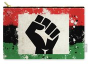 Black Power Flag Carry-all Pouch