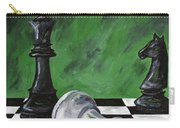 Black Queen Carry-all Pouch