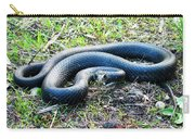 Black Racer Carry-all Pouch