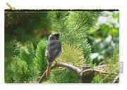 Black Redstart Carry-all Pouch