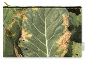 Black Rot On Collards Carry-all Pouch