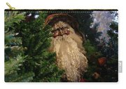 Black Santa Carry-all Pouch