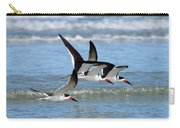 Black Skimmer Flock Carry-all Pouch