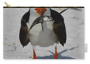 Black Skimmer With Dinner Carry-all Pouch