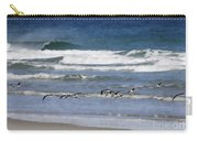 Black Skimmers In Ponce Carry-all Pouch