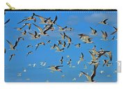 The Black Skimmers Carry-all Pouch