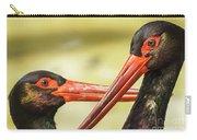 Black Storks Jerez De La Frontera Spain Carry-all Pouch