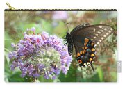 Black Swallowtail Carry-all Pouch