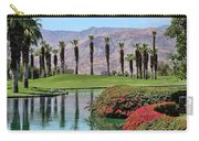 Black Swan In Palm Springs Carry-all Pouch