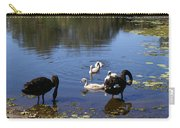 Black Swan's Carry-all Pouch