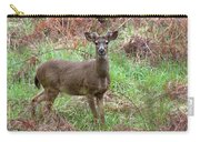 Black-tailed Buck Growing Antlers - Western Oregon Carry-all Pouch
