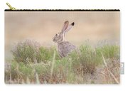 Black-tailed Jackrabbit Keeps Watch Carry-all Pouch