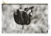 Black Tulip Carry-all Pouch