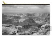 Black White Filter Grand Canyon  Carry-all Pouch