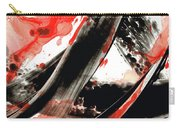 Black White Red Art - Tango - Sharon Cummings Carry-all Pouch