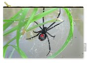 Black Widow Wheel Carry-all Pouch by Al Powell Photography USA