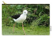 Black-winged Stilt Carry-all Pouch