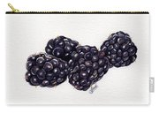 Blackberries Carry-all Pouch