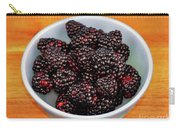 Blackberries 134 Carry-all Pouch