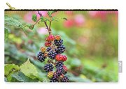 Blackberry. Carry-all Pouch