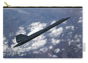 Blackbird Going Supersonic Carry-all Pouch