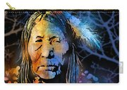 Blackfoot Woman Carry-all Pouch
