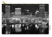 Blackness In The Harbor Carry-all Pouch
