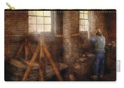 Blacksmith - It's Getting Hot In Here Carry-all Pouch by Mike Savad