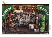 Blacksmith Shop By Kaye Menner Carry-all Pouch
