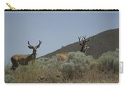 Blacktail Deer 2 Carry-all Pouch