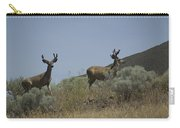 Blacktail Deer 3 Carry-all Pouch