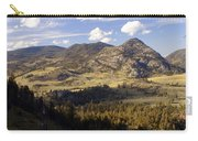 Blacktail Road Landscape Carry-all Pouch
