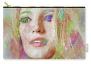Blake Lively Watercolor Carry-all Pouch