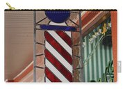 Blake's Barbershop Pole Vector II Carry-all Pouch