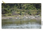 Blanco River - Texas Carry-all Pouch
