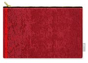 Blank Red Book Cover Carry-all Pouch