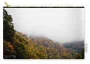Blanket Of Clouds Carry-all Pouch by DigiArt Diaries by Vicky B Fuller
