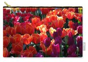 Blankets Of Tulips Carry-all Pouch