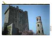 Blarney Castle And Tower County Cork Ireland Carry-all Pouch