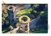 Blarney Castle Ruins In Ireland Carry-all Pouch