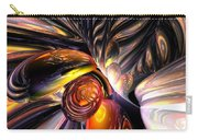 Blaze Abstract Carry-all Pouch