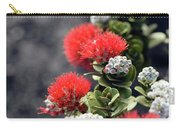 Blazing Blooms Of Ohia Flowers Carry-all Pouch