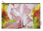 Blazing Iris Carry-all Pouch