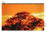 Blazing Oak Tree Carry-all Pouch