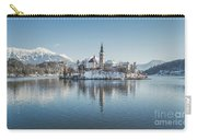 Bled Island Winter Dreams Carry-all Pouch