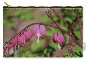 Bleding Hearts Carry-all Pouch