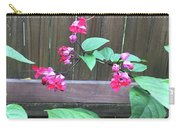 Bleeding Heart Clerodendrum Carry-all Pouch