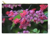 Bleeding Heart Vine Carry-all Pouch