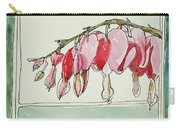 Bleeding Hearts II Carry-all Pouch